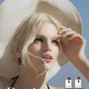 Daphne Groeneveld pour le parfum Dior Addict