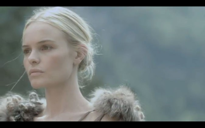Une blondeur angélique pour l'actrice !