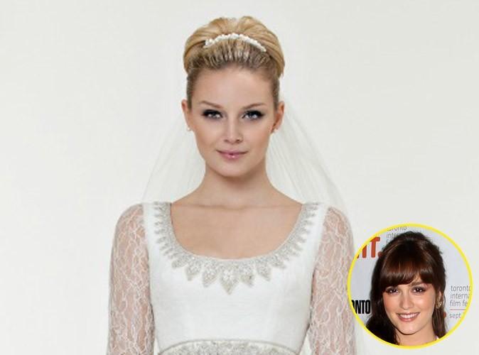 Découvrez la robe de mariée de Blair Waldorf dans la saison 5 de Gossip Girl !