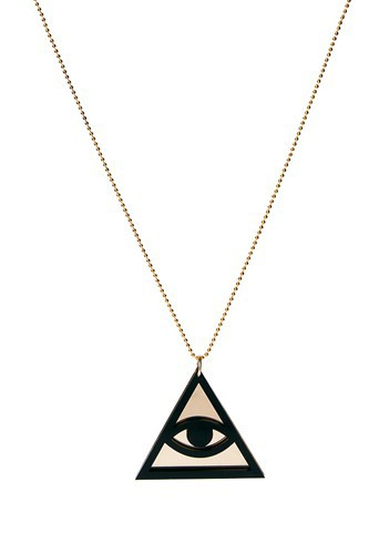 Collier, Tally & Hoe sur Asos 24€