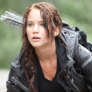 Jennifer Lawrence dans Hunger Games