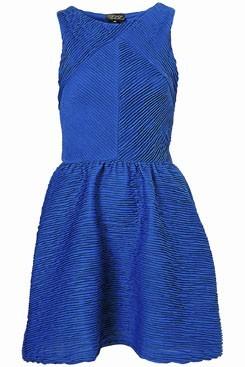 Robe plissée, asos.com, 34euros