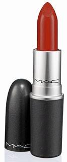 Rouge à lévres Lady Danger, MAC, 18 euros