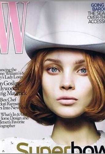 Magazine W Août 2006