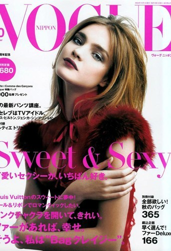 Vogue Japon Octobre 2004