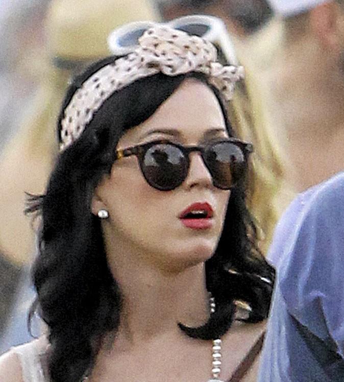 Le headband noeud de Katy Perry !