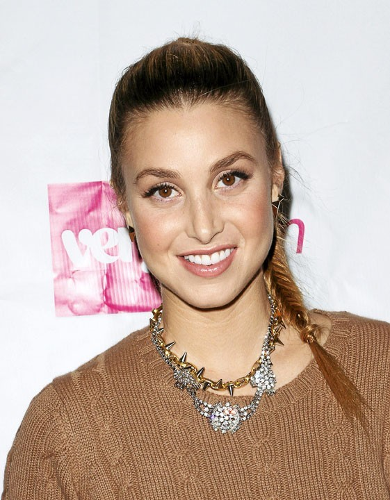 Whitney Port en CC Skye