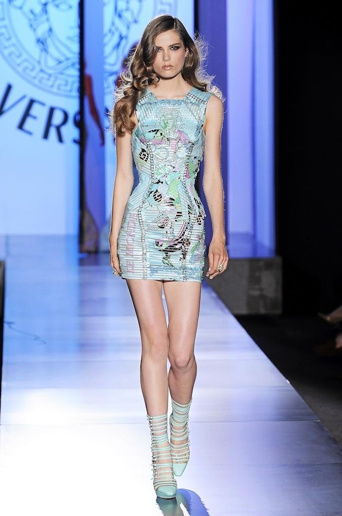 Défilé Versace Couture