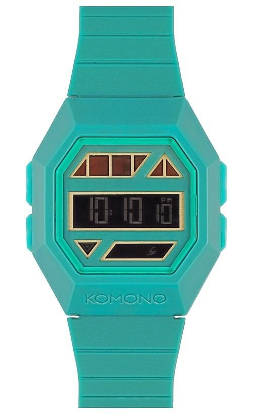 Bracelet en acier, Komono, 85 €