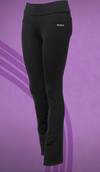 Mode : le pantalon Reebok EasyTone porté par Eva Mendes