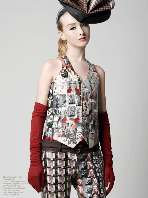 Mode: Fashion Week : une styliste de 14 ans fait le show !