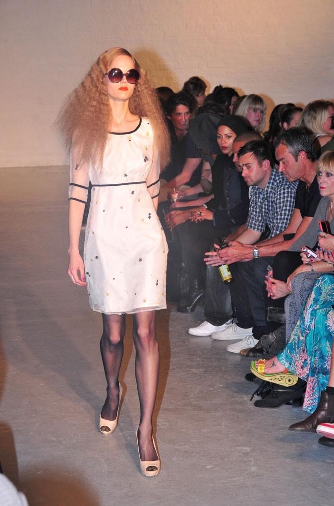 Fearne Cotton x Very : une robe à étoiles doublée de voile !