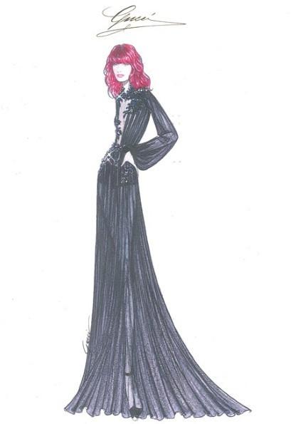 Tenues de scène de Florence Welch by Gucci !