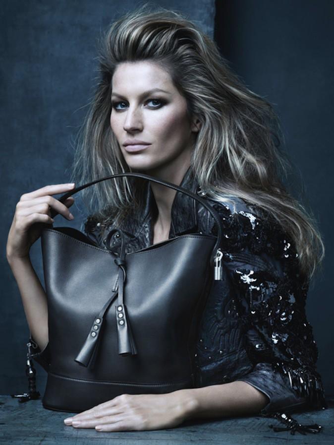 Gisele Bündchen pour Louis Vuitton !