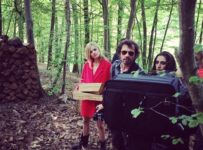 Le making-off de la campagne Automne-Hiver 2013-2014 de Sisley avec Georgia May Jagger et Josh McLellan !