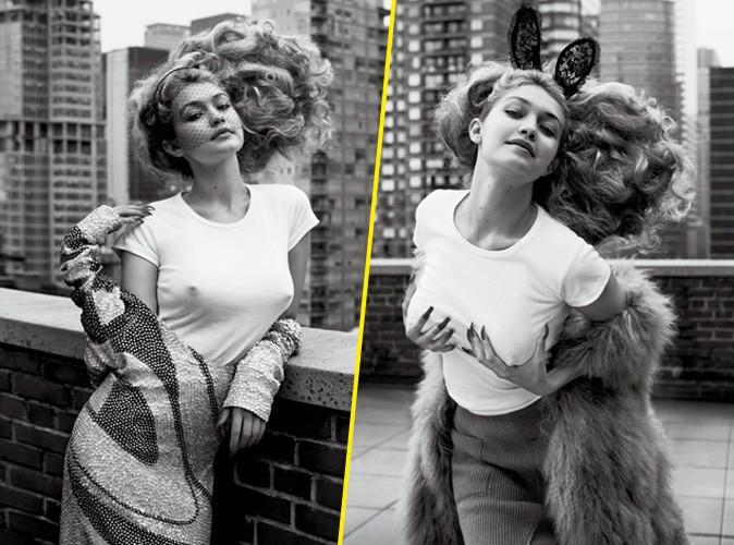 Gigi Hadid pour CR Fashion Book numéro de Septembre