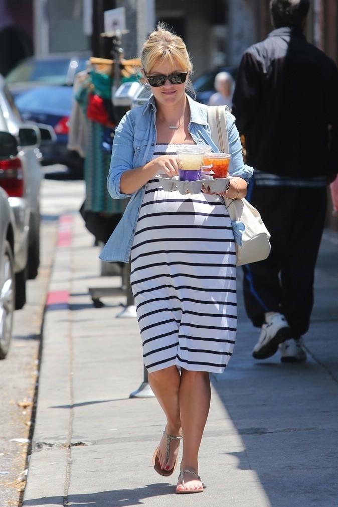 les 10 célébrités les mieux habillées de l'année: 6 ème place Reese Witherspoon !