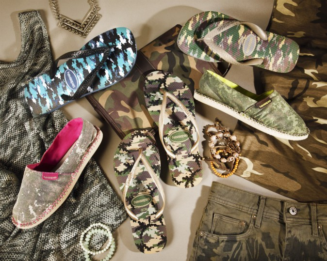 La Slim camouflage