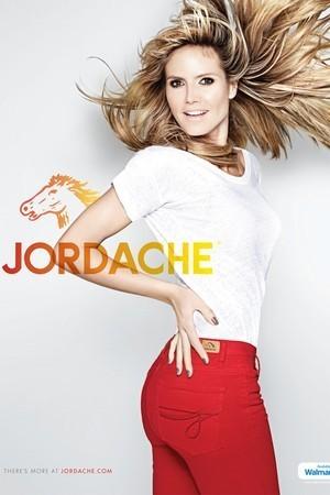 Heidi Klum pour Jordache automne 2013 !