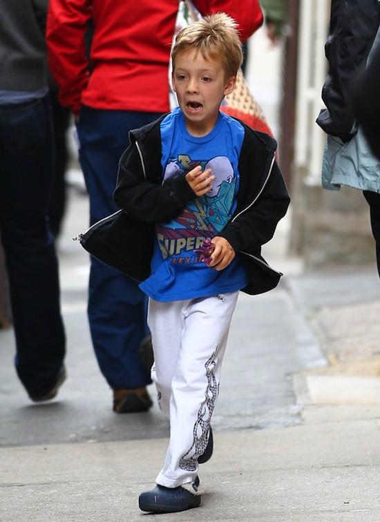 Ryder, le fils de Kate Hudson