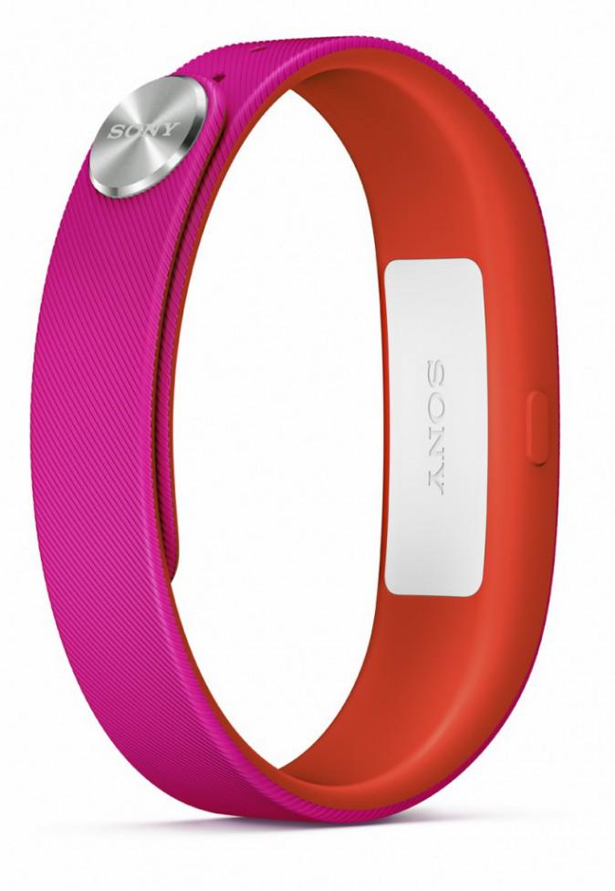 Bracelet connecté, Sony SmartBand 99,90€