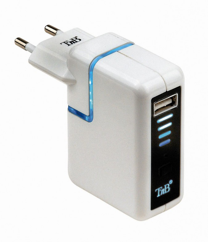 Chargeur USB pour iPhone, T'nB sur www.t-nb.com 29€