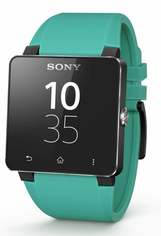 Montre connectée waterproof, Sony SmartWatch À partir de 99 €