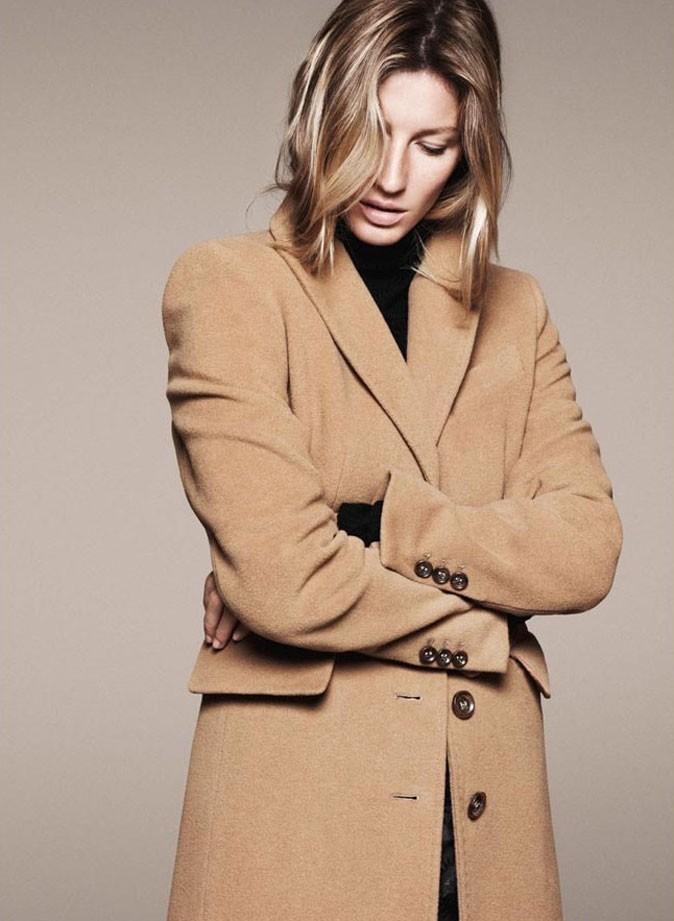 Le manteau long, un indémodable de nos hivers !