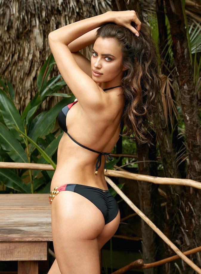 Irina Shayk : une Beach Bunny ultra sexy !