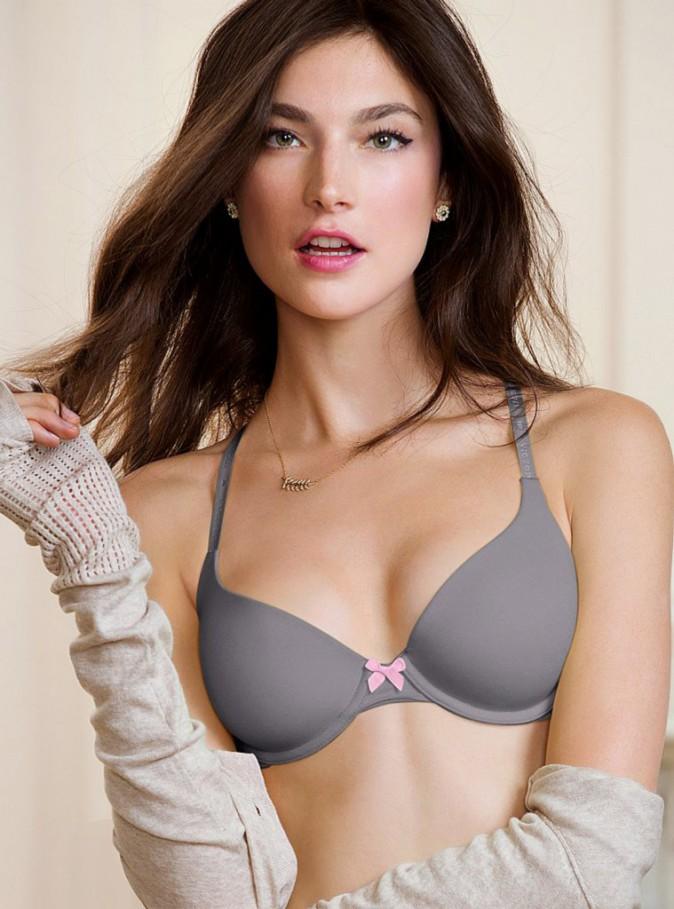 Mode : Jacquelyn Jablonski : une femme enfant empreinte de douceur pour Victoria's Secret !