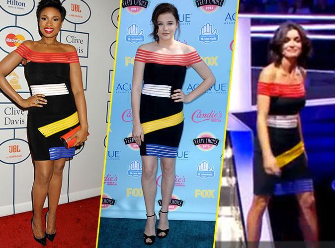 Mode : Jenifer, Chloë Moretz, Jennifer Hudson : qui porte le mieux la robe Christopher Kane ?