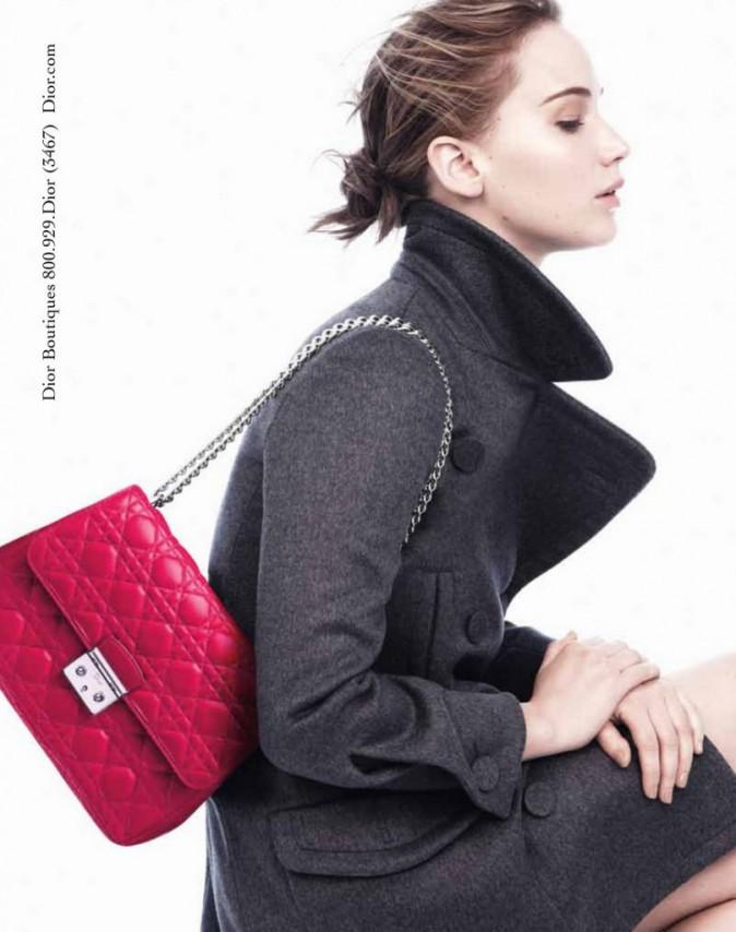 Mode : Jennifer Lawrence : sublime au naturel pour les nouvelles photos de la campagne Dior !