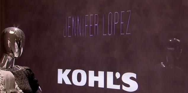 Jennifer Lopez chez Khol's, qu'en pensez vous?