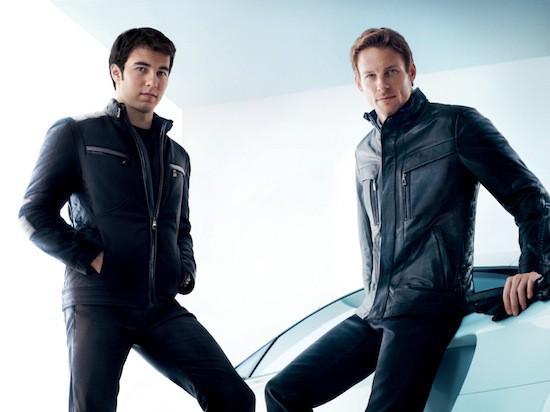 Mode : Jenson Button et Sergio Pérez : les deux pilotes se retrouvent aux commandes de la nouvelle collection Hugo Boss !