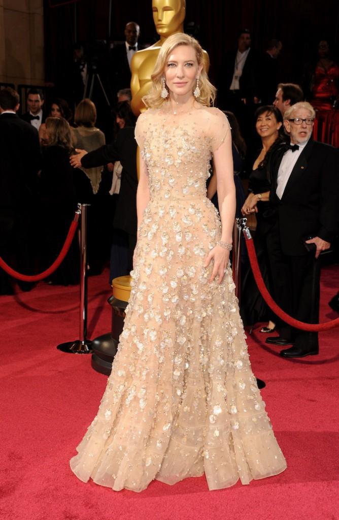 En numéro 1 : Cate Blanchett avec son look à 18,1 millions de $