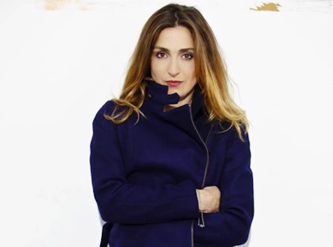 Julie Gayet, égérie Bleu Tango pour l'automne-hiver 2013/2014 !