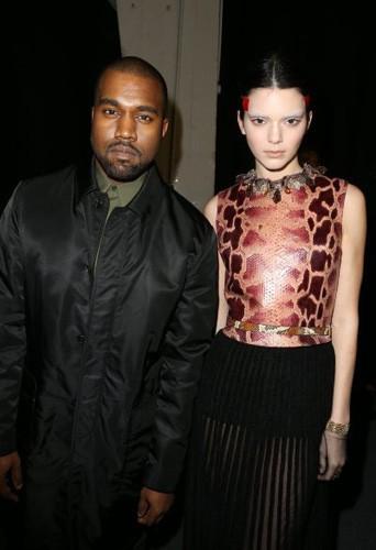 Kanye West aurait-il pistonné Kendall Jenner pour Givenchy ?