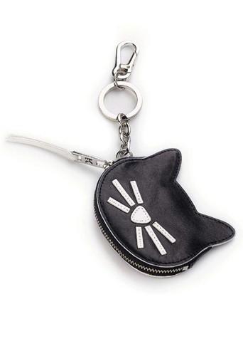 Porte-clefs de la collection Karl Lagerfeld inspirée de Choupette