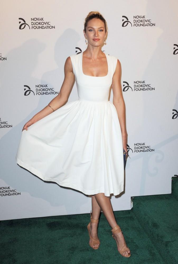 Candice Swanepoel sera présente !