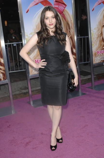 Découvrez le CV fashion de Kat Dennings !