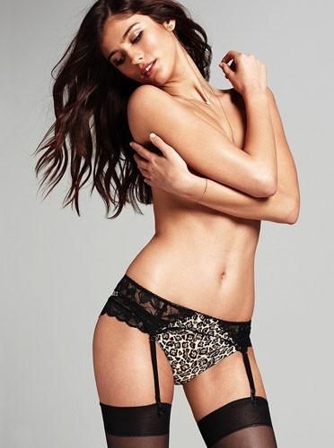Katarina Ivanovska, le nouvel ange de Victoria's Secret en petite tenue !