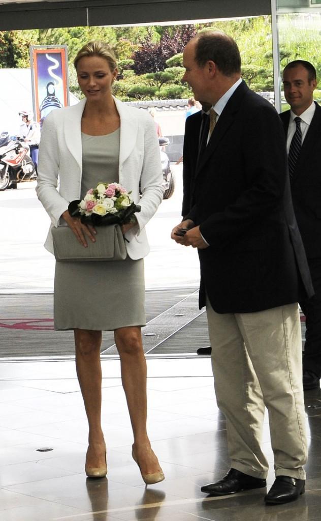 Charlene Wittstock fait partie de la Best Dressed List 2011 de Vanity Fair !