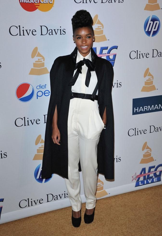 Janelle Monae fait partie de la Best Dressed List 2011 de Vanity Fair !