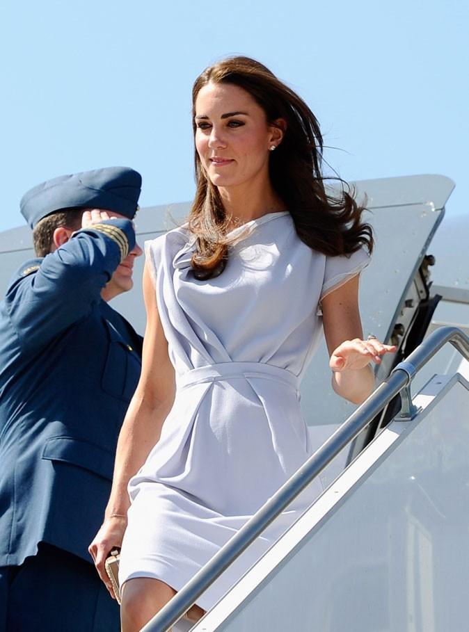 Kate Middleton est en tête du classement des célébrités les mieux habillées !