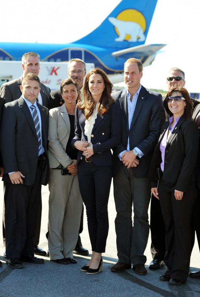 Kate Middleton le 6 juillet 2011