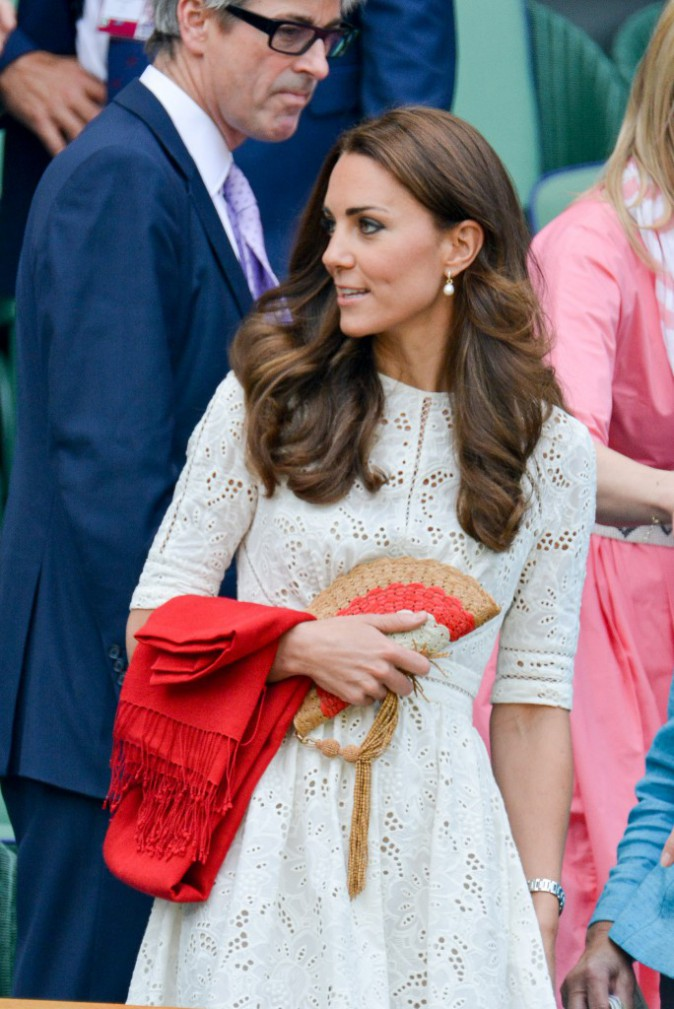 Kate Middleton à Wimbledon