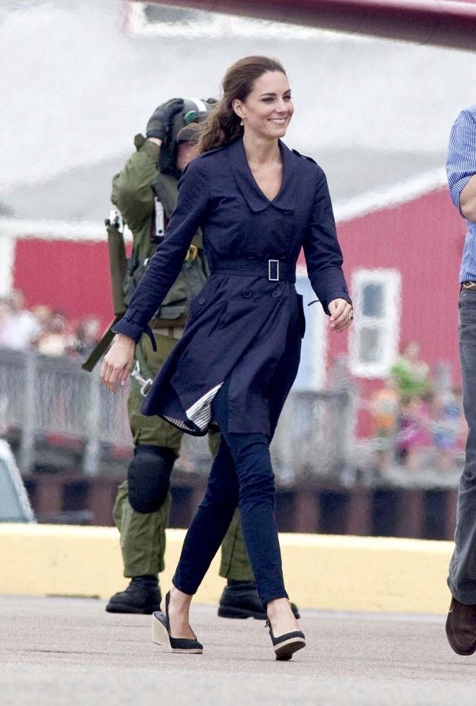 Kate Middleton en jean J Brand le Mercredi 6 Juillet !
