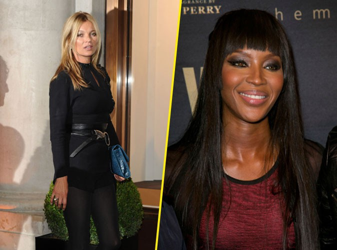Mode : Kate Moss : bientôt mentor de jeunes mannequins avec Naomi Campbell dans The Face ?