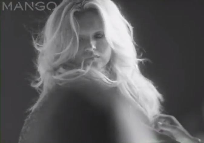 Kate Moss pour Mango Automne-Hiver 2012 !
