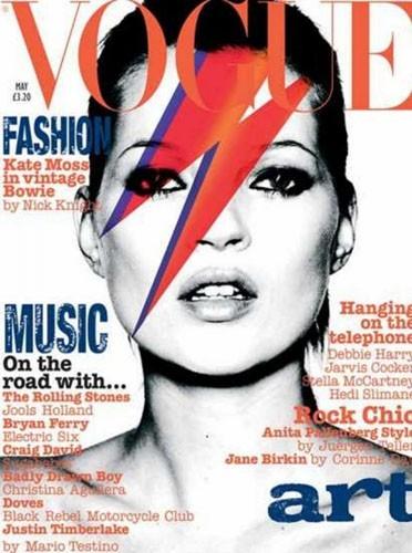 Le symbole de David Bowie